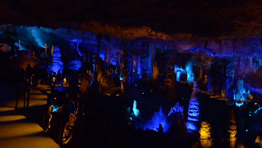Beit Shemesh Caves Beit Shemesh Isr May 03