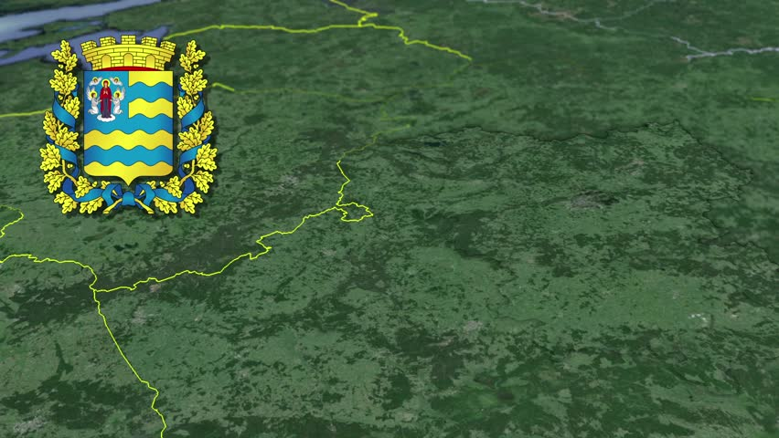 Minsk region white Coat of arms animation map Administrative divisions of Belarus Minsk region white Coat of arms animation map