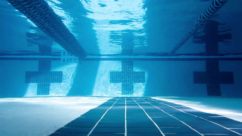 Freestyle Swimming Turn Stock Footage Video 7485910 Shutterstock