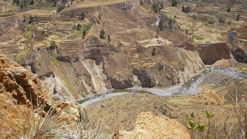 Amazing landscape in Peru
