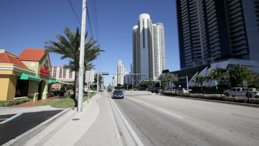 Sunny Isles (FL) United States  city pictures gallery : ... Sunny Isles Beach, FL, United States. Stock Footage Video 1810712