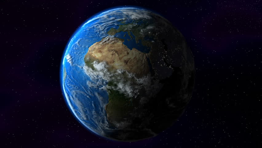 Earth, Australia zoom.