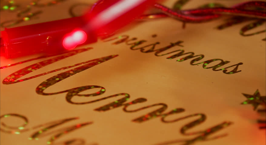 A Christmas present