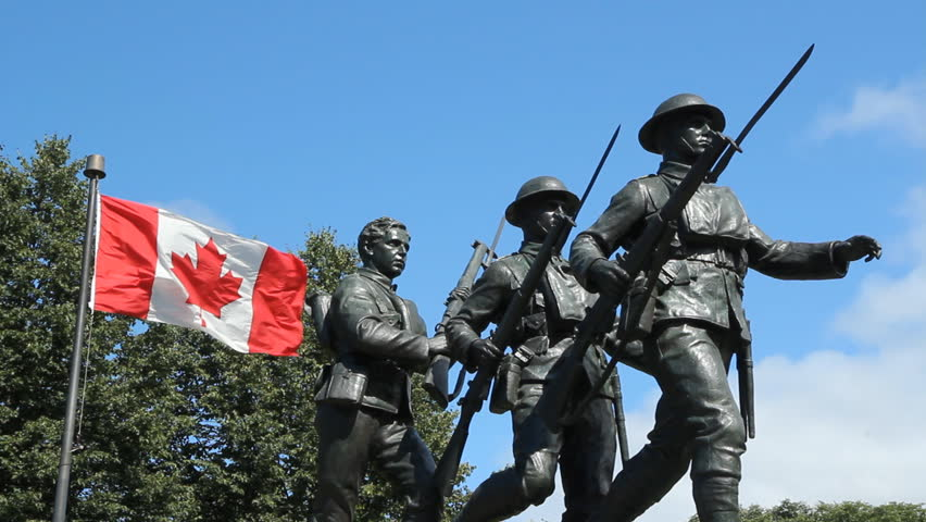 WW1 War Memorial.
