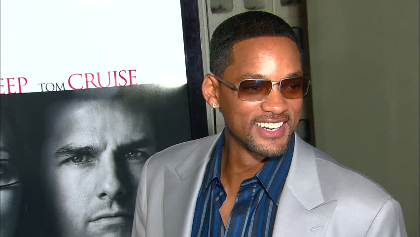 Hollywood, CA - NOVEMBER 01, 2007: Will Smith, walks the red carpet at the Lions For Lambs Premiere held at the ArcLight Cinemas