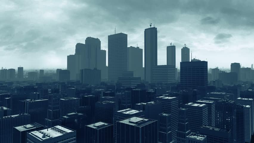 Dark town