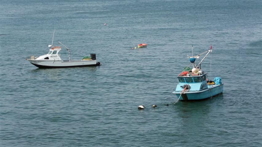 coastal boat pacific