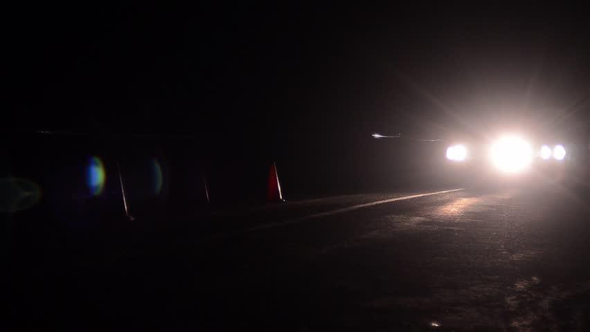 cars headlights at night wallpaper - photo #47