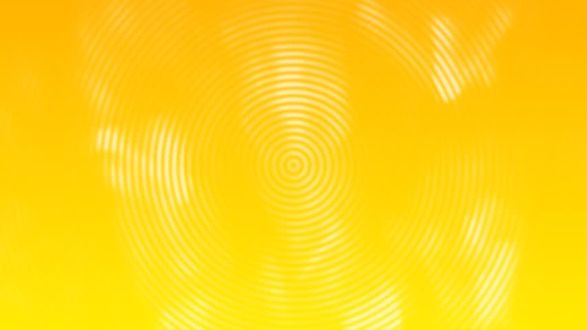 Simple Abstract Yellow Background Stock Footage Video