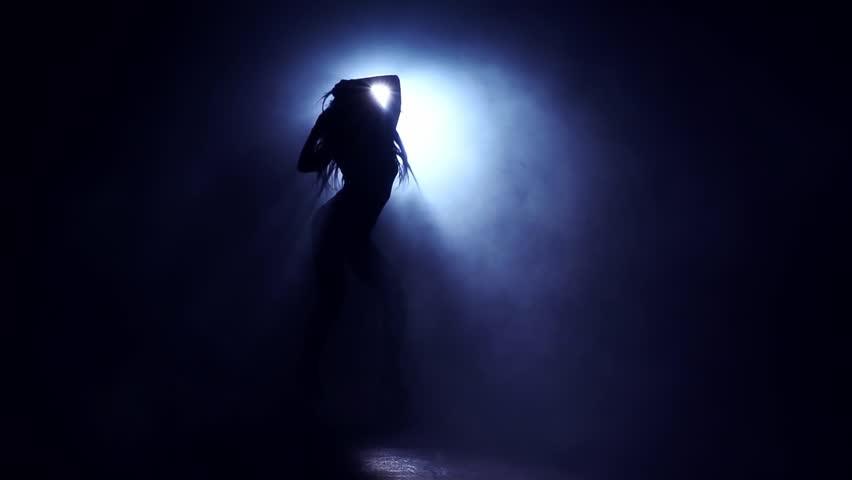 Sexy Nightclub Dancer - Super Slow Motion
