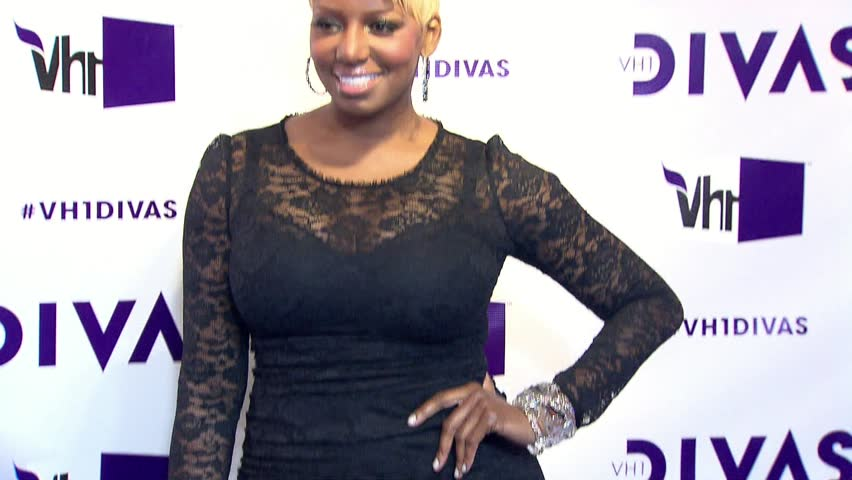 LOS ANGELES - December 16, 2012: NeNe Leakes and Real Housewives of Atlanta at the Vh1 Divas 2012 in the Shrine Auditorium in Los Angeles December 16, 2012