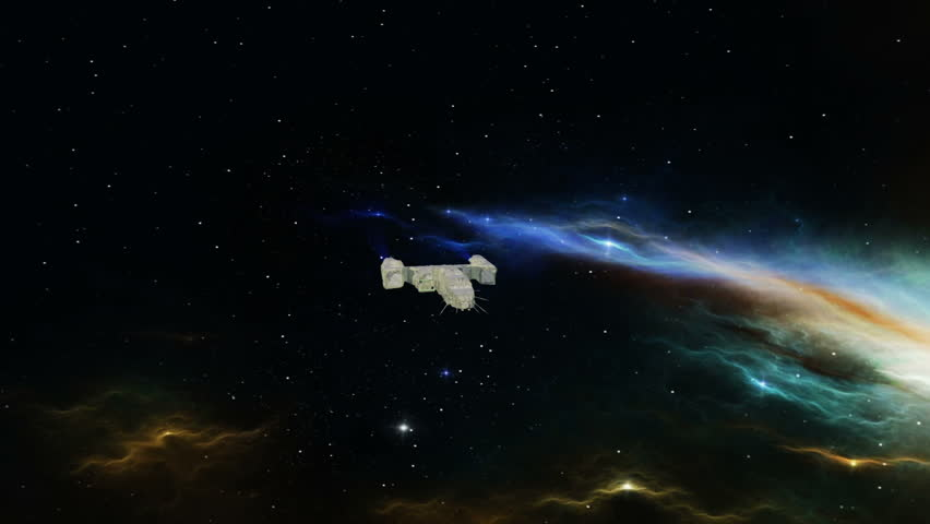 Space Ship Stock Footage Video 5008958 Shutterstock