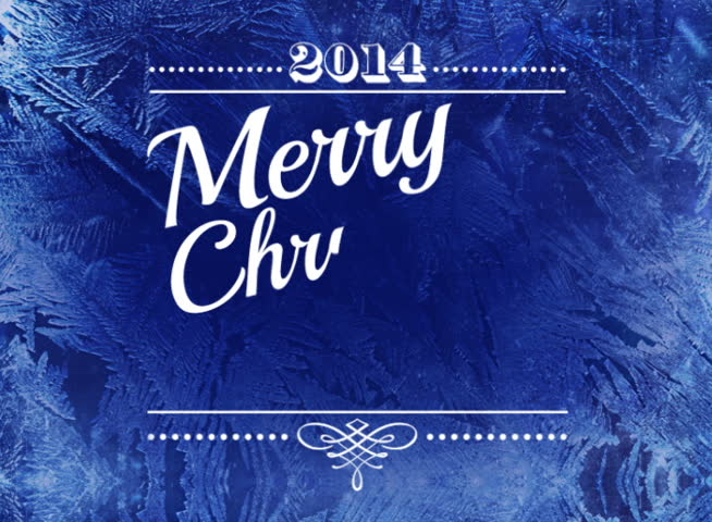 Marry Christmas & Happy New Year 2014