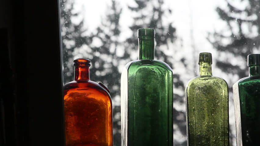 Set of colored unused wine bottles all are in different for Where to buy colored wine bottles