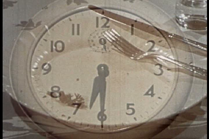 CIRCA 1950s - A 1950s educational film about health explains the importance of sleep.