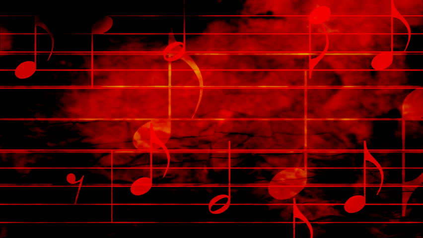 Abstract Art Music Notes Background 1 Hd Wallpapers: Abstract CGI Motion Graphics And Animated Background With