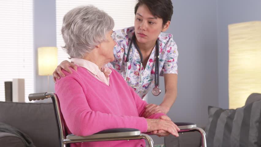 Asian Nurses Video Clips 104