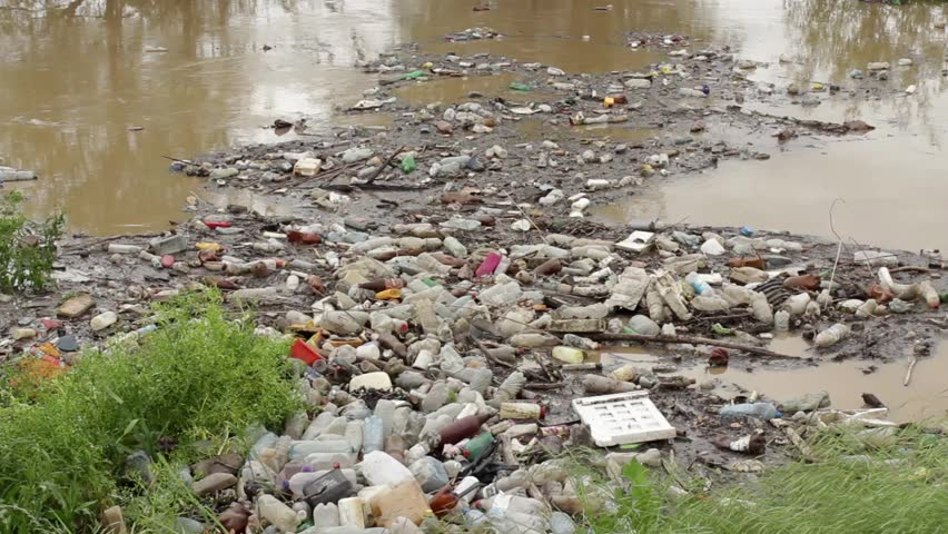 Water Pollution, Dirty, Polluted, Industrial Waste Stock ...