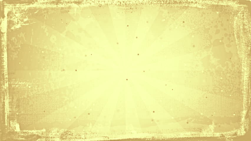 grunge sunny sepia rays. computer generated seamless loop abstract motion background