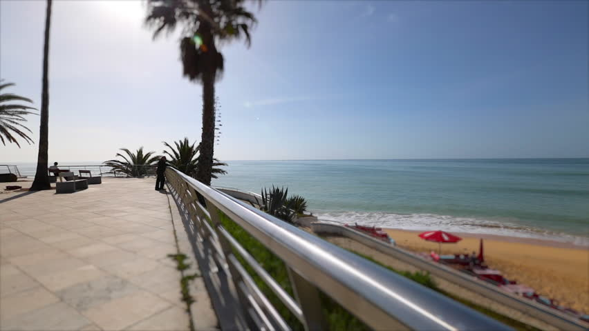 Beach, Algarve, Armacao de Pera, Portugal