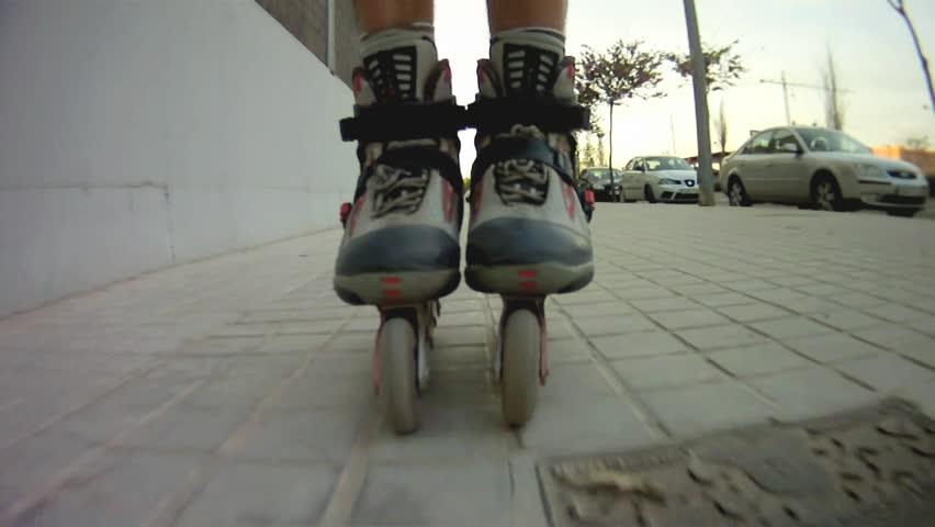 city inline skate