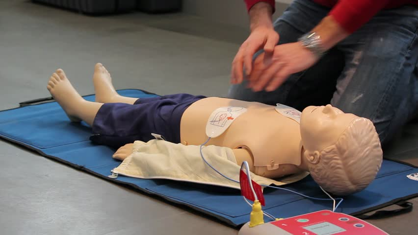Basic Life Support-Pediatric Algorithm Minimize interruptions in chest compressions before and after shock Resume CPR beginning with compressions immediately after each shock