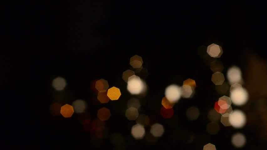 blurry christmas lights merry - photo #40