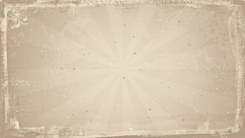 grunge sepia rays. computer generated seamless loop abstract motion background